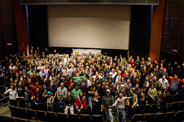 Joomla-World-Conference-group-photo